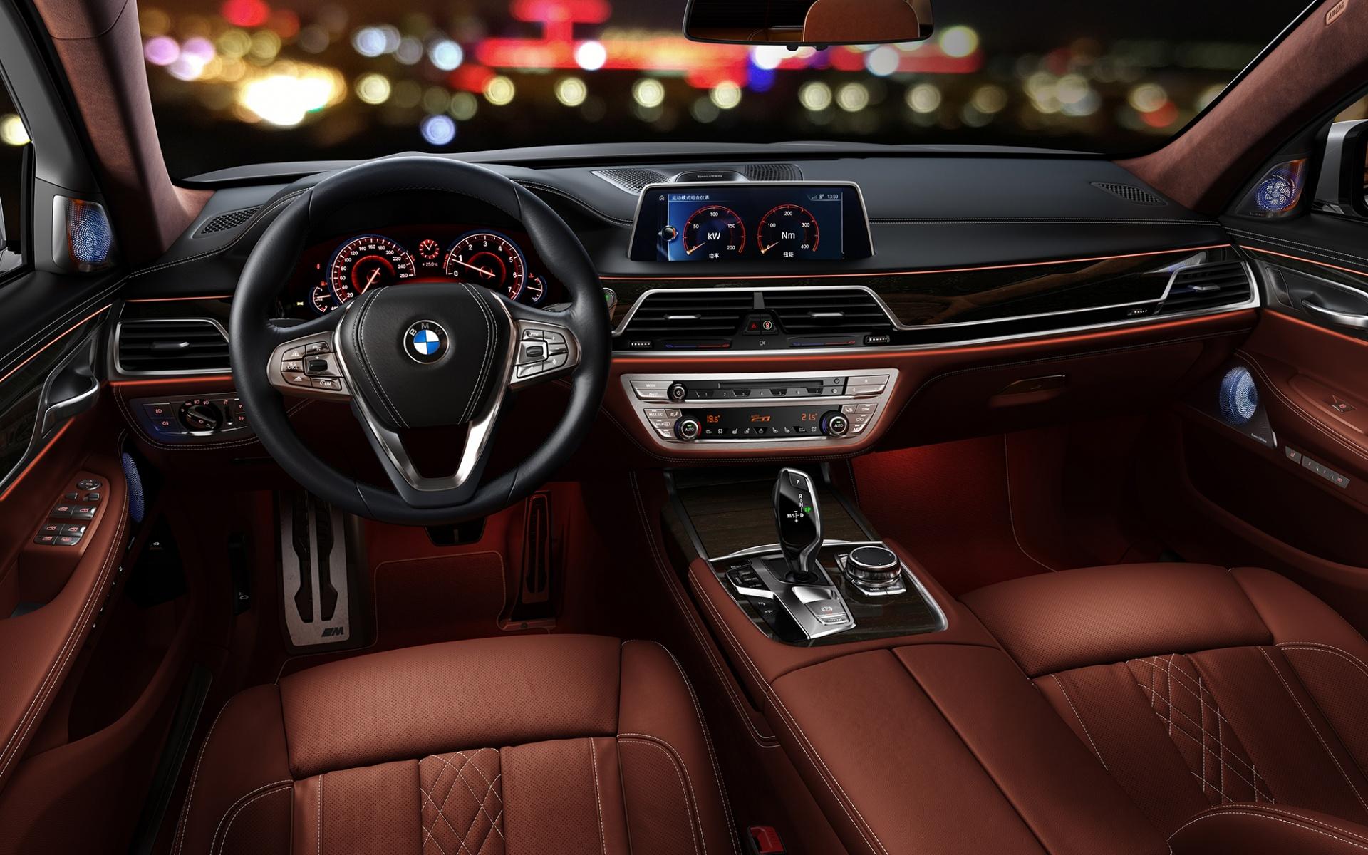BMW7-int-正前